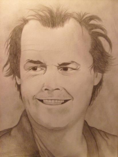 Jack Nicholson by Persikan